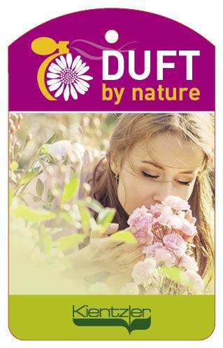 Konzeptetiketten Duftpflanzen