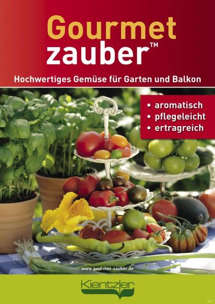 Poster Gourmetzauber