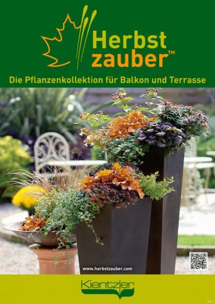 Poster Herbstzauber 'Hochtöpfe'
